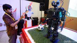 Lapangan Kerja Mulai Diganti Robot, Milenial Harus Punya Jiwa Wirausaha