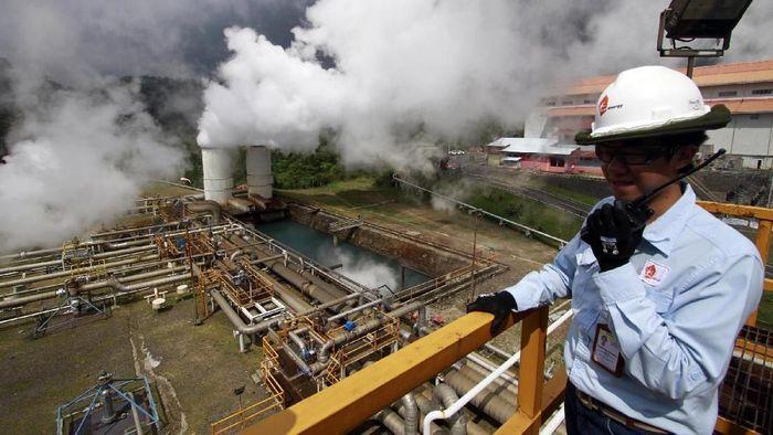 Kapasitas Pembangkit Listrik Panas Bumi RI Jadi 1.948 MW