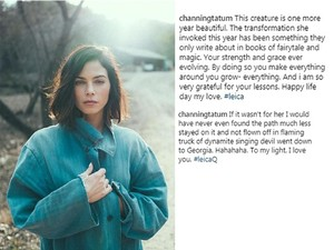 <i>So Sad</i>! Kata-kata Mesra Channing Tatum untuk Jenna Dewan