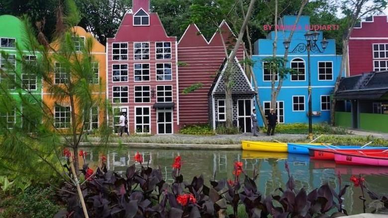 Taman rekreasi di Bogor
