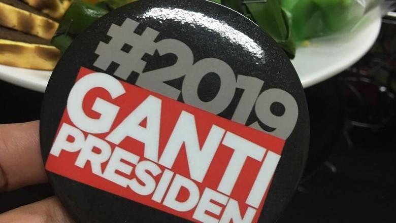 Panitia Pastikan Deklarasi #2019GantiPresiden di Pekanbaru Batal
