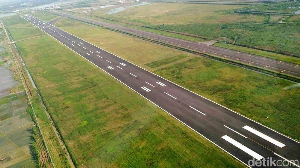 Gudang Garam Bangun Bandara Kediri Akhir 2018