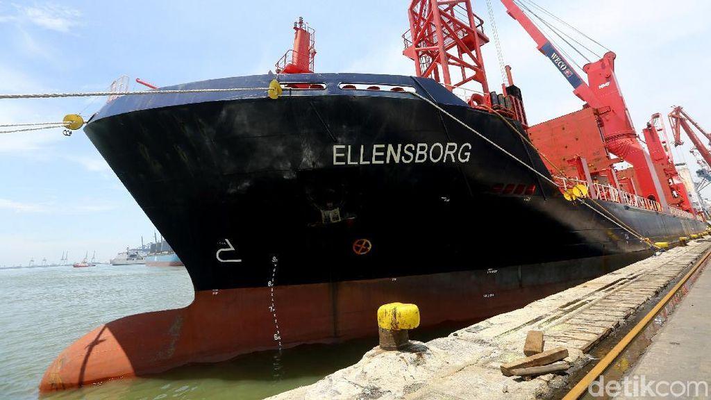 Logistik Makin Lancar, Pelabuhan Kapal Kargo Cilegon-Sabang Terintegrasi