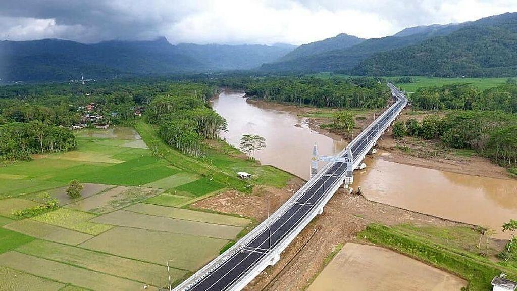 3 Jembatan Cantik Berbatas Laut di Jalur Mudik Pansela