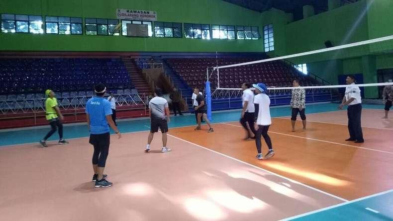 GOR Bulungan Jadi Venue Paling Tidak Siap ke Asian Games 2018