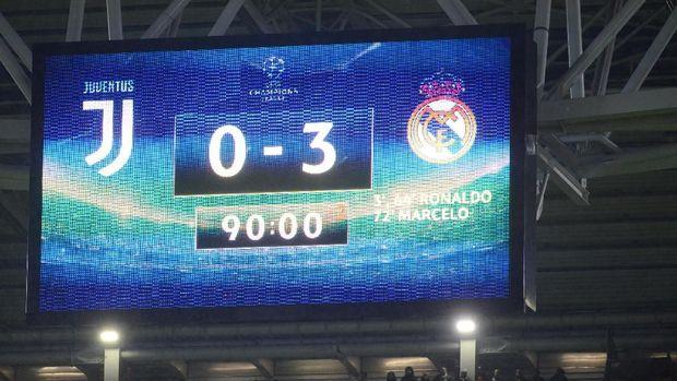 Langkah Juventus terasa ringan pada leg kedua setelah menang 3-0 atas Juventus di leg pertama. (