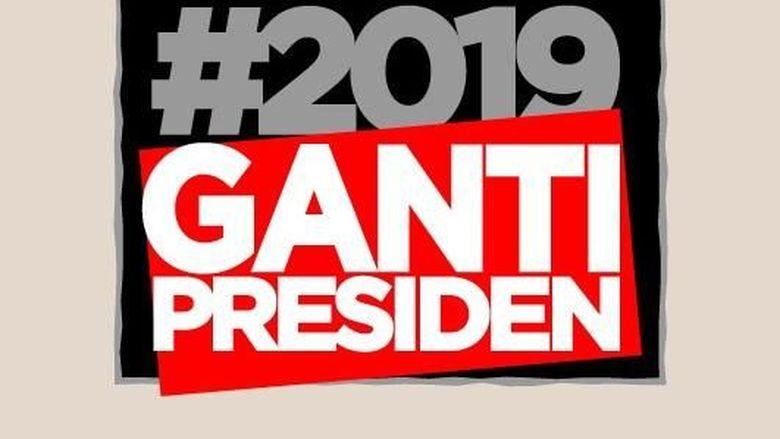 #2019GantiPresiden Melawan Jokowi #Lanjutkan212