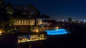 Rumah Rp 500 M Rancangan Lenny Kravitz, Sound System-nya Ciamik