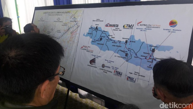 Kesiapan Jalur Mudik Lebaran 2018