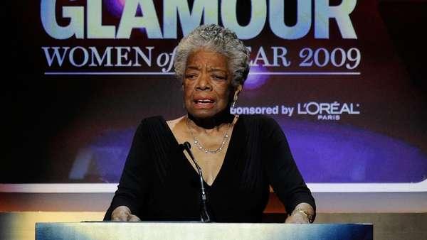 Mengenal Maya Angelou dan Puisinya Hingga Jadi Doodle Google