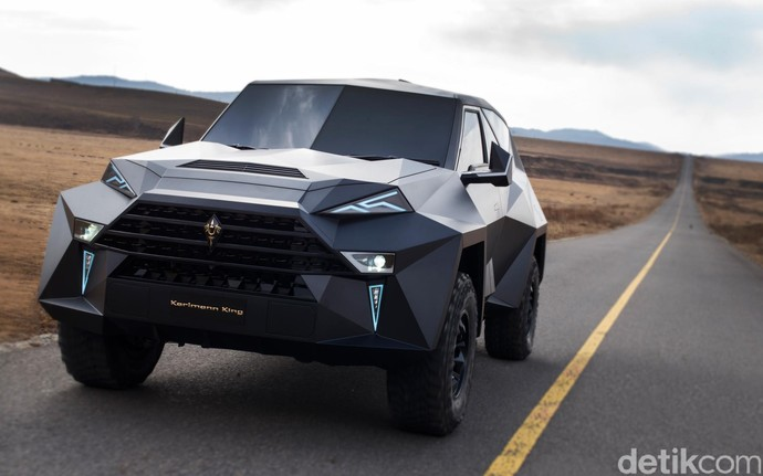 SUV Termahal Dunia, Siapkan Duit Rp 27,5 Miliar Kalau Mau Beli