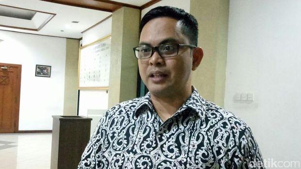 Komisioner KPU Viryan Aziz /