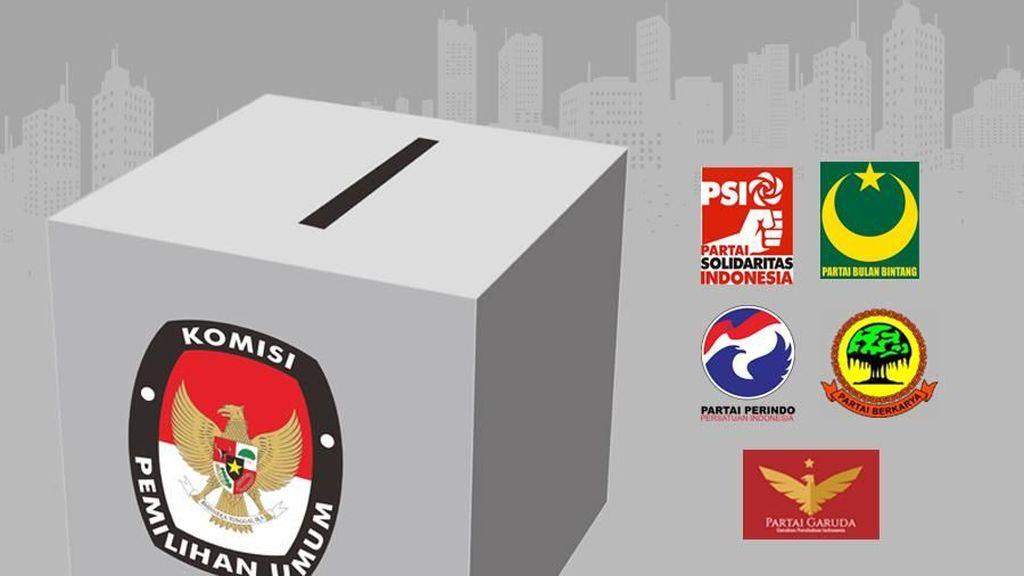 PSI dan PKPI Absen Ikut Pemilu 2019 di Maros