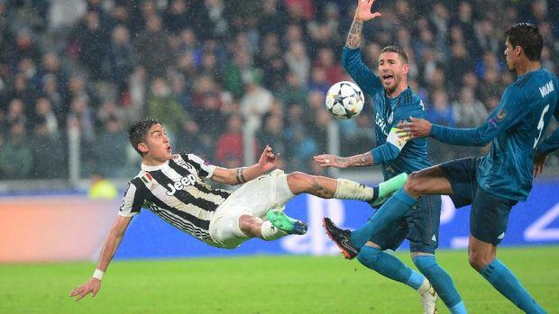 Allegri juga mengenang kebangkitan Juventus usai kalah 0-3 di kandang sendiri di musim lalu.