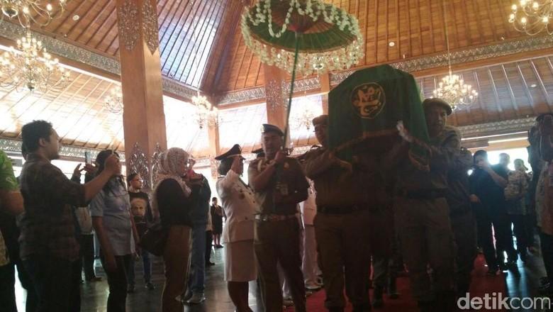 Mantan Wali Kota Solo Slamet Suryanto Wafat