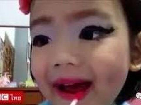 Dulu Kecil Viral Karena Makeup Menor, Nasibnya Sekarang Bikin Kagum