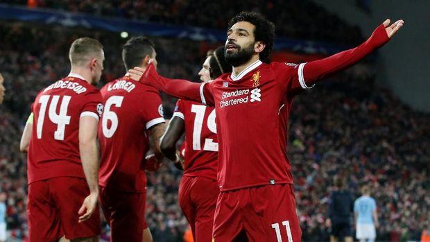 Liverpool kini berpeluang besar lolos ke babak semifinal karena mengantongi kemenangan 3-0.