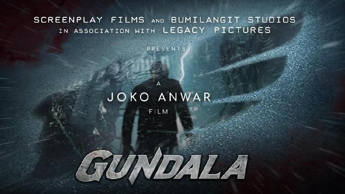 Joko Anwar mulai memunculkan batang hidung Gundala lewat trailer yang diunggahnya di Twitter. Foto: (dok.screenplay)