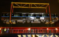 Beda Cara Kirim Kereta LRT Jabodebek dengan LRT Palembang hingga MRT