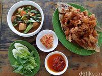 Kuliner Bintaro: Talaga Sampireun.