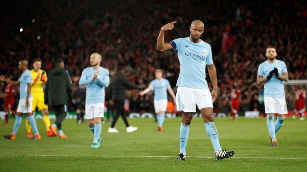 Manchester City berhasil duduk di posisi puncak klasemen Liga Inggris sejak pekan kelima.