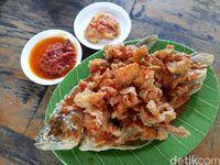 Lubana Sengkol: Mancing Ikan Sambil Makan Gurame Saus Mangga yang Gurih Segar