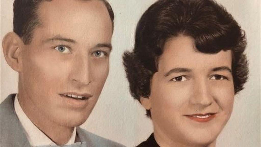 CLBK, Pasangan Lansia Menikah Lagi Setelah 50 Tahun Bercerai