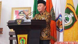 Gubernur Kalteng Fokus Kejar Target PAD Rp 1,4 Triliun