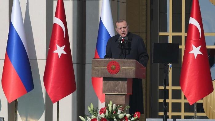 Recep Tayyip Erdogan (Foto: Reuters)