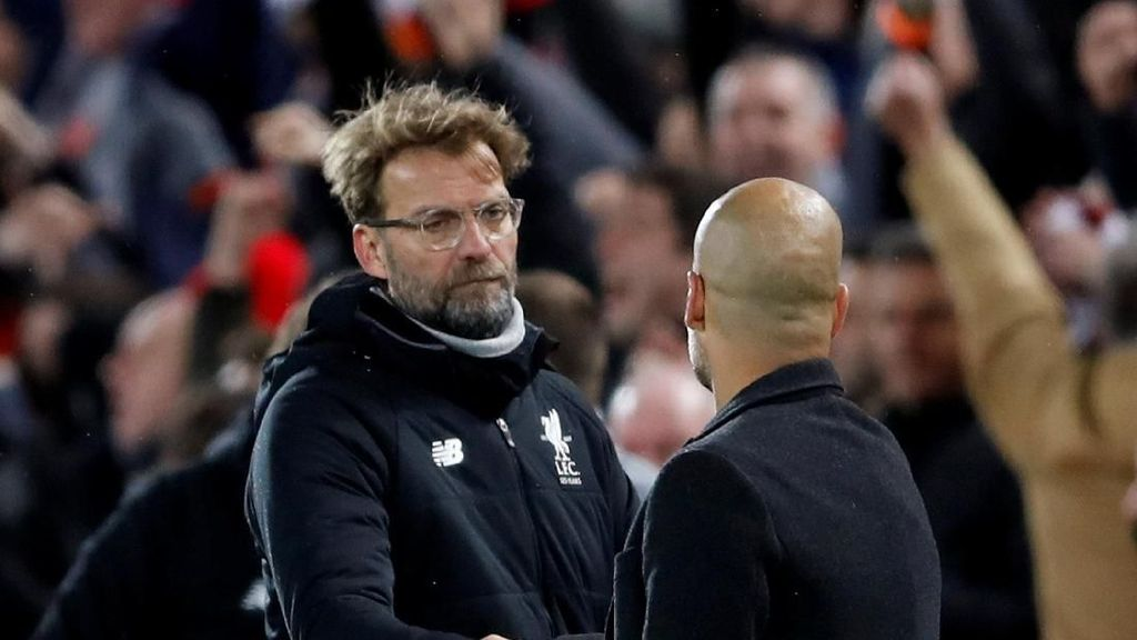 Psy War! Puja-puji Klopp untuk Manchester City