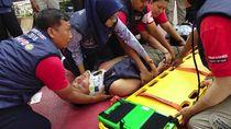 Foto: Mereka yang Akan Selalu Siaga Tangani Atlet Cedera di Asian Games 2018