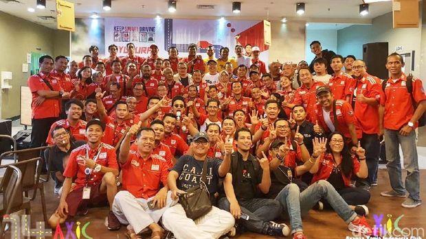 Pengesahan 17 cabang baru dalam rapat  anggota istimewa (RAI) AXIC yang digelar di Malang, Jawa Timur.