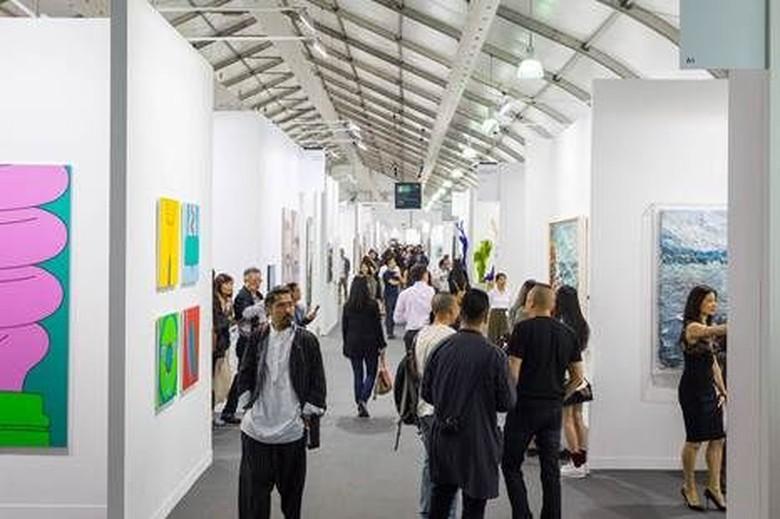 Art Central Hong Kong Sukses Jual-Beli Karya Lebih dari Rp 5 M  Foto: Istimewa