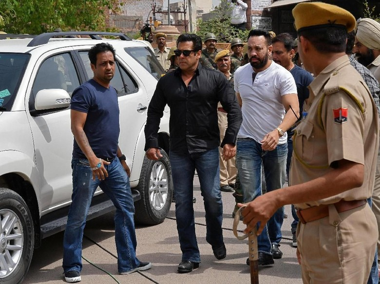 Foto: Salman Khan (REUTERS/Stringer)