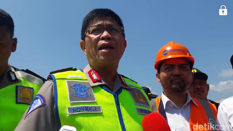 Meski Ada Tol, Polisi Tetap Minta Pemudik Gunakan Jalur Arteri