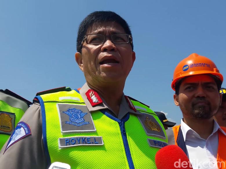 Tol Semarang-Batang Bisa Dilalui Fungsional Saat Mudik