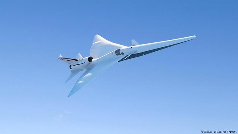 X-Plane, Pesawat Supersonik NASA Bisa Terbang 1.500 Km per Jam