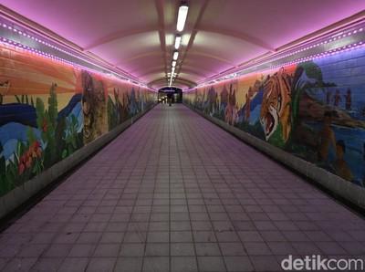 Spot Foto Mural Keren di Singapura