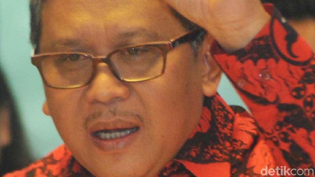 Soal Jokowi-JK Jilid II, PDIP Serahkan Sepenuhnya ke Putusan MK