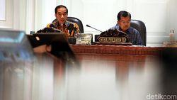 Jokowi Setuju JK Jadi Pihak Terkait Gugatan Cawapres di MK