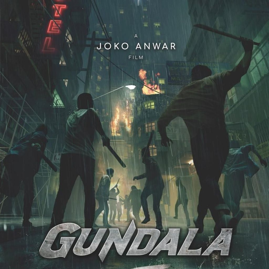 Cecep Arif Rahman Tengah Terlibat di Produksi Film Gundala