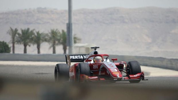 Sean Antusias Sambut Seri Perdana F2 Akhir Pekan Ini