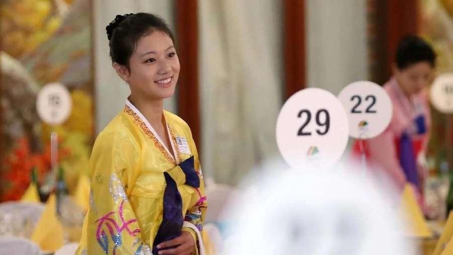 Deretan Wajah Cantik dari Korea Utara