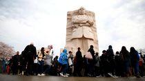 Foto: Pawai Peringatan 50 Tahun Tewasnya Martin Luther King Jr