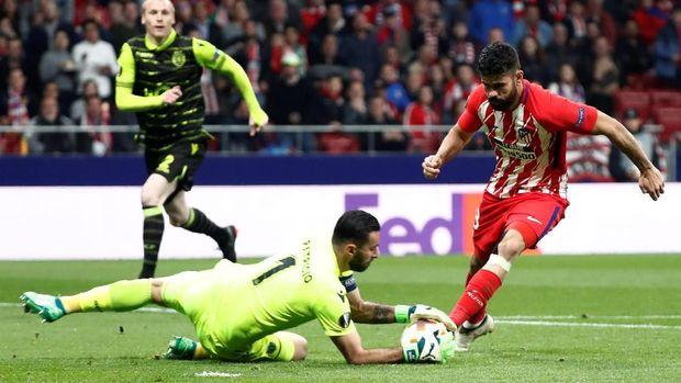 Diego Costa ada kemungkinan kembali ke Chelsea. (