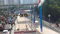 Uji Coba Underpass Mampang Diundur Jadi 11 April