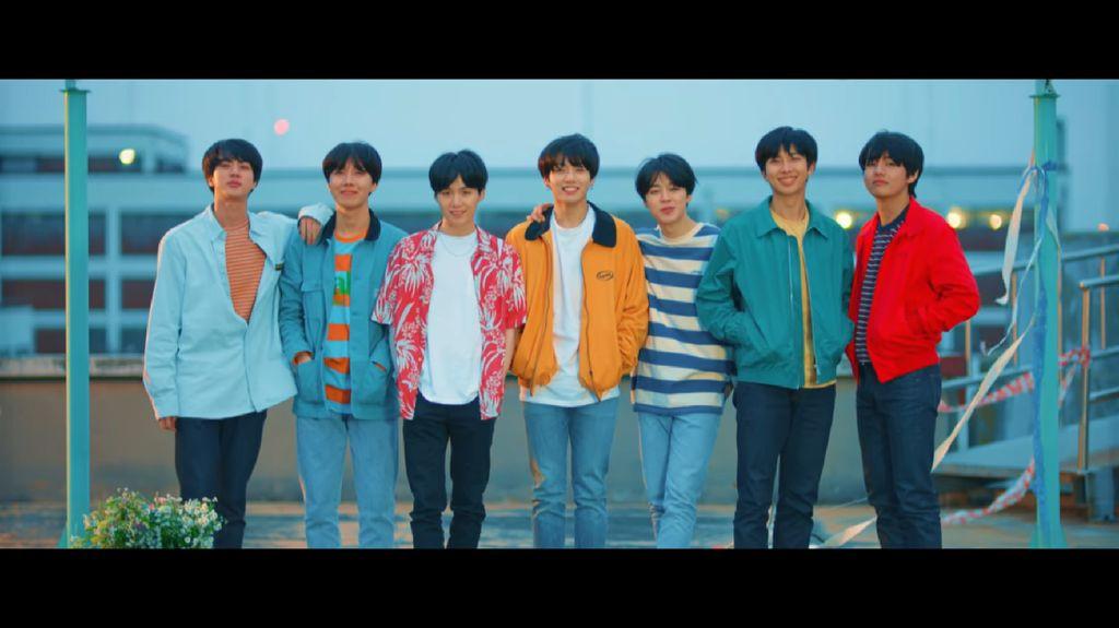 Hore! BTS Comeback Lagi 24 Agustus