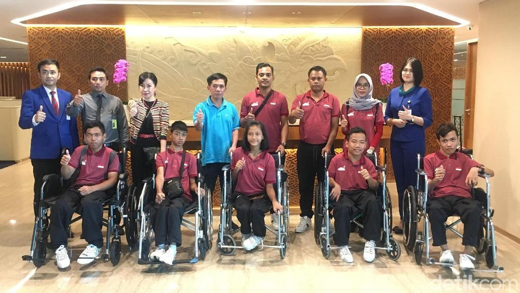 Timnas Boccia Try Out ke Kuala Lumpur