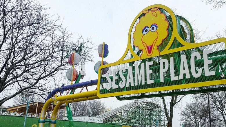 Taman rekreasi pertama untuk anak berkebutuhan khusus