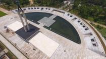 Cerita Ahok di Balik Revitalisasi Lapangan Banteng